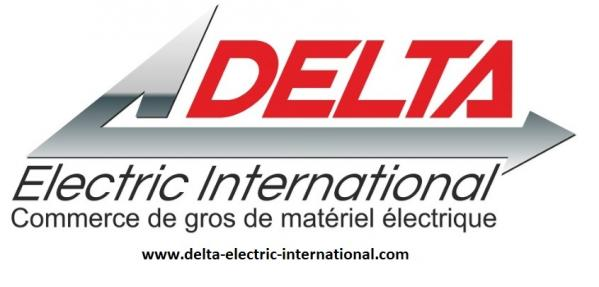 Delta electric international grossiste fourniseur distributeur