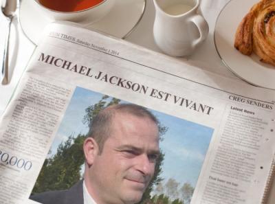 Michael jackson est vivant