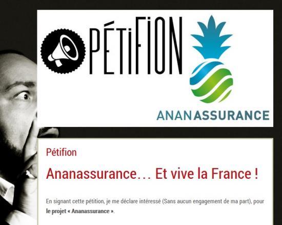 Petifion ananassurance