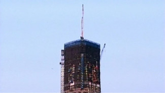 Le freedom tower tour de la libert la plus haute tour for Plus haute tour new york
